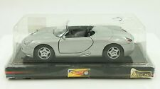Speedy Power Silver Porsche 1:32 Model Car New w/Box