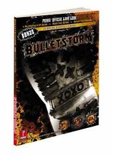 Bulletstorm Prima Official Strategy Guide with Bonus Videos: Prima Official Game