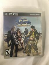 Sengoku Basara: Samurai Heroes (Sony PlayStation 3, 2010)