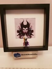 Disney Maleficent 3D Frame Perfect present castle