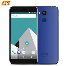 Teléfonos móviles libres azul Android Vernee M5