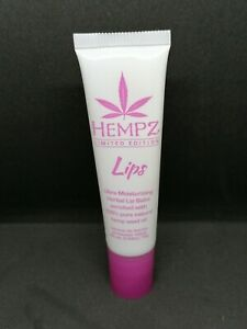 Hempz Limited Edition Lips Herbal Lip Balm .44 oz / 14 g