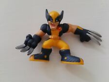 "Hasbro 2008 Marvel Comics, Wolverine, Super Hero Squad 2.25"" Action Figure"