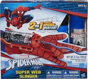 Hasbro Marvel Spider-Man Mega Blaster Web Shooter Spiderman