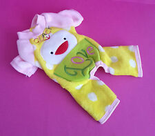 DOG ONSIE CHIHUAHUA MALTESE PUPPY POM YORKIE TOY POODLE SMALL 20CM GIRL