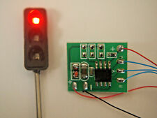 Model Traffic Lights Signals with micro controller board HO OO Scale