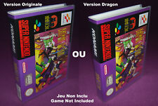 ADVENTURES BATMAN & ROBIN - Super Nintendo SNES EUR - Universal Game Case (UGC)