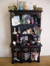 Dollshouse Miniature ~ HALLOWEEN ~ commode