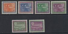 Saudi Arabia Sc #422 - 425 & C59 - C60 MVLH OG CV $119.25