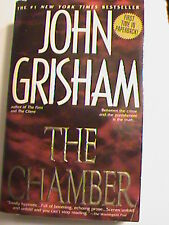 Paperback Book The Chamber by John Grisham buy 2 $4.99 items & get 1 free