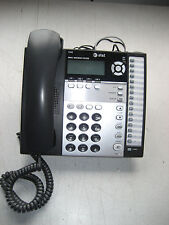 AT&T 1040 4-Line Corded Phone, expandable, SEE LOTS of features Below w/warranty
