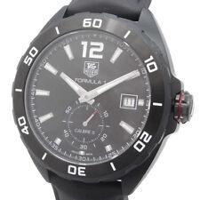 TAG HEUER Formula 1 Date Caliber 6 Automatic Black Face Men's Watch