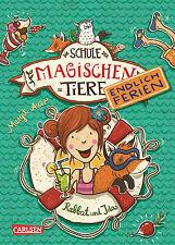 Die Schule der magischen Tiere Endlich Ferien Band 1 Rabbat und Ida  +BONUS