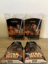 Hasbro: Star Wars Revenge Of The Sith Fuel At Mustafar  Obi-Wan & Anakin