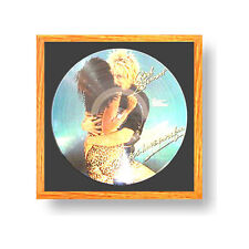 """Hobby Frames LP Picture Disc Record Display Fits 12"""" Vinyl (33 rpm)  - STAINS"""