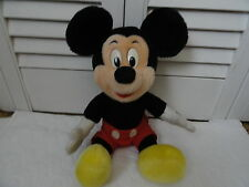 Disney Plushes  Large Mickey 12 inces !