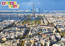 Realtà aumentata Sopra i Tetti di Parigi 1000 pezzi Ravensburger puzzle