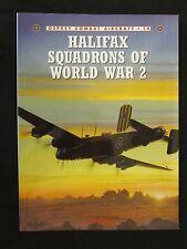 Osprey: Halifax Squadrons of World War 2 - Combat Aircraft 14