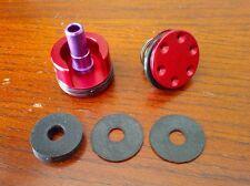 V2/V3 Sorbothane Airsoft Pads- Single pack, 3/16'' 70D, Handmade. +2 NEO SHIMS