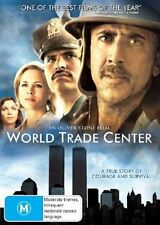 WORLD TRADE CENTER DVD=NICOLAS CAGE=REGION 4 AUSTRALIAN RELEASE=NEW AND SEALED
