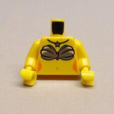 x1 NEW Lego Minifig Torso Girl Female w/ Mermaid Shell Bra and Star Necklace