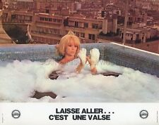 MIREILLE DARC LAISSE ALLER C'EST UNE VALSE 1971 PHOTO D'EXPLOITATION #5