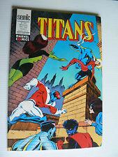 TITANS n° 160 de mai 1992