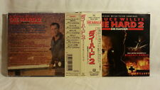 Die Hard 2 Harder Soundtrack Cd Japan Press Slcs-7005 w Obi Bruce Willis s1793
