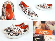 Vans ASPCA Kitty Cats Sz 4.5 Men's / 6 Women's Canvas Low Top Skate Shoes