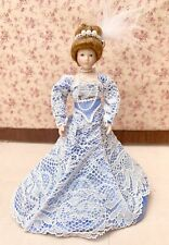 Dolls House Victorian Style Lady / Figure / Doll