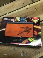 Nintendo 3DS XL Samus Edition Metroid Returns Rare Limited Edition *BRAND NEW*