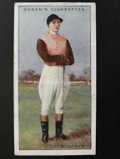 No.26 ROBERT A. JONES - Jockeys 1930 - Ogden's 1930