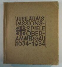 Autogramme & Autographen 19788-1 Oberammergau Ansichtskarte Autogramm Willy Bierling Passionsspiele 1934
