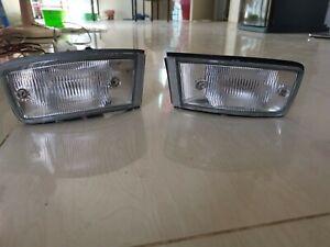 Nissan Sentra B13 JDM Super Saloon GTS 2 OEM Bumper Lights