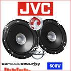 JVC 600w Total Dualcone 6.5 Inch 16cm Car Door Shelf Coaxial Speakers Pair