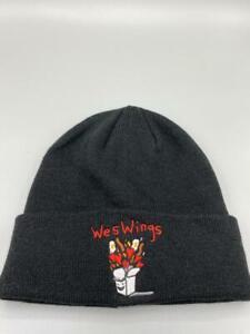 WesWings Beanie Winter Hat Wesleyan Universtiy