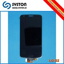 Pantalla Completa Para LG G2 D802 Negro LCD + DIGITALIZADOR NEGRA Tactil
