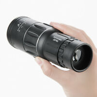 16x52 Monocular HD Telescope Dual Focus Optic Lens Night Vision Outdoor Camping