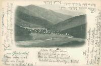 Ansichtskarte Güntersthal 1901 (Nr. 787)