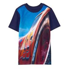 GYMBOREE Sz 2T Spring Forward Lightning McQueen Cars Tee T-Shirt Boys #1230 NWT