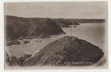 By The Devils Hole Jersey, J. Welch Postcard, M028
