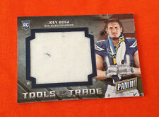 2016 Panini National Tools of the Trade RC TOWEL Relic JOEY BOSA Chargers #8