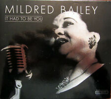 CD / MILDRED BAILEY / IT HAD TO BE YOU / TOP /