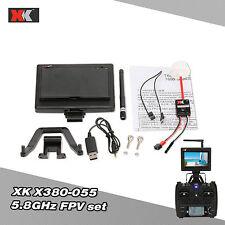 Original XK X380-055 5.8G 8CH FPV Sender Receiver Sets for X380 RC Quadcopter