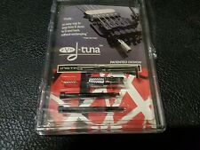 EVH D-Tuna = dropped D for FLOYD ROSE TREMOLO
