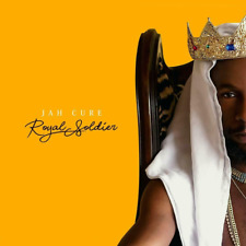 Jah Cure - Royal Soldier - New CD - Released 30/08/2019