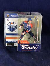 2004 McFarlane NHL Legends - Wayne Gretzky #99 Figure - Edmonton Oilers Rare