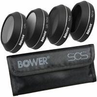 Bower Sky Capture 4-Piece 4K Filter Kit with Pouch for DJI Mavic Pro (SCS-FK4MV)