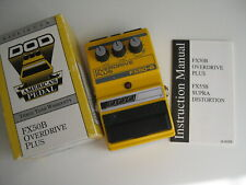 Vintage DOD FX50-B Distoriton Plus Guitar Effect Pedal