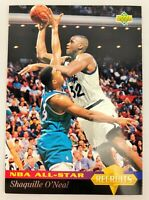1992-93 Upper Deck All-Star Weekend #34 Shaquille O'Neal RC Rookie HOF NM+